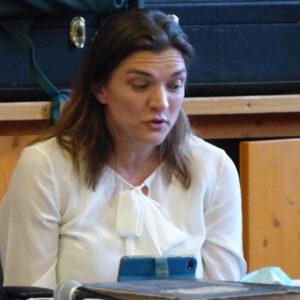 Céline PELLMONT, la nouvelle Cheffe