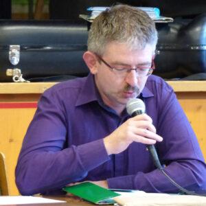 Etienne BILL, le Directeur de l'Ecole de Musique